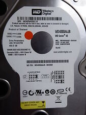 Western Digital WD4000AAJB-00UHA0 DCM: HANCHV2AHB 16 AUG 2007 -for data recovery