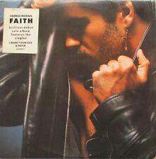 George Michael Faith Vinyl LP Australia Original 1987 Record