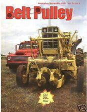 Empire Tractor, Case Racing, Cotton Harvester Farming