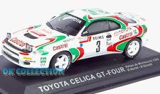 1:43 Rally TOYOTA CELICA GT FOUR - Montecarlo 1993 - D.Auriol - B.Occelli (50)