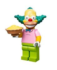 Lego Minifigures Serie The Simpsons, 71005 - Krusty the Clown 8/16