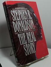 The Real Story - The Gap into Conflict by Stephen R Donaldson - First edition