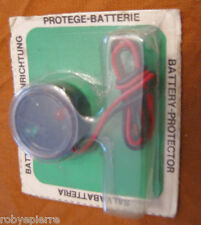 RARO salvabatteria vintage nuovo BATTERY-PROTECTOR MACH 12 salva batteria auto