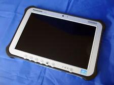 ▲Panasonic Toughpad FZ-G1 Core i5 - 256GB SSD - 4G/LTE - GPS▲ Zero Hours in BIOS