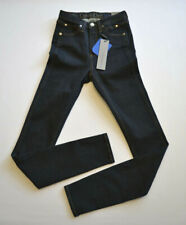 CALVIN KLEIN Womens Jeans Sculpted Navy blue Skinny Zip Fly W27 L30