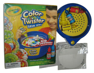 Crayola Color Twister Spin Art Paint Toy - (No Batteries Needed)