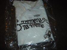Svremena na Vreme-Moj Svet-(White color Shirt) Size XL