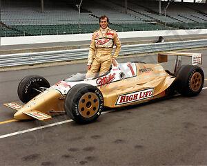 DANNY SULLIVAN 1989 INDY 500 AUTO RACING 8X10 PHOTO
