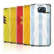 Back Case/Cover for Samsung Galaxy Note 5/N920/World Cup 2018 Football Shirt
