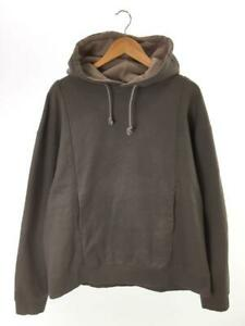 crepuscule 20 Years Model Sweat Parka1 Gray 2003-013 Pullover Cotton Parka