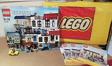 Lego Creator 31026 Bike shop & Cafe 3 in 1 modular style set