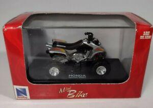 ✰L👀K✨🔥 2004 NewRay Die Cast 1:32 Scale Honda Sporttrax 400EX ATV Mini Bike