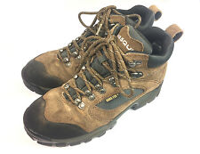 Vasque Womens Hiking Boots Size 7.5 M Gore-Tex Waterproof Leather Boots Nice!