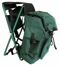 Hunting / Fishing Pack With Stool, Seat Chair With Bag, Backpack With Stool
