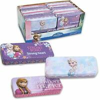 Disney Frozen Girl Tin Pencil Case Box For Girls Christmas Birthday Gift Item