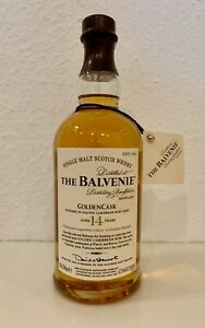 Balvenie, Golden Cask, 14 y, Single Malt Scotch Whisky, 47,5 %