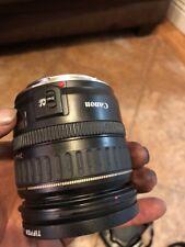 canon 24-85 mm ultrasonic lens
