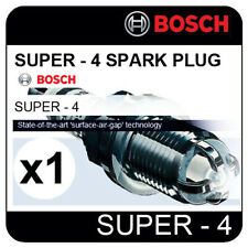 SKODA Fabia Combi 1.4  09.00-05.04 [6Y5] BOSCH SUPER-4 SPARK PLUG FR78X