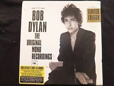 COFFRET 8 CD BOB DYLAN / THE ORIGINAL MONO RECORDINGS / LIMITED EDIITION /