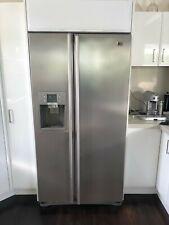 LG Side by side fridge