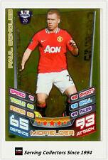 2012-13 Match Attax Legend Foil Card #486 Paul Scholes (Man Utd)