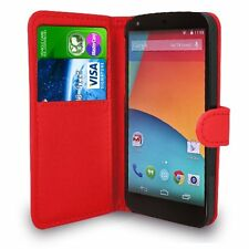 Per LG X5-Nuovo Premium Flip Portafoglio Chiusura Magnetica Pelle Cover