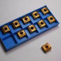 VALENITE Carbide Milling Insert VOV-051043 V1N (10 Pcs)