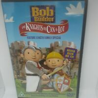 Bob The Builder - Knights Of Can-A-Lot (DVD, 2003)