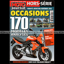 MOTO JOURNAL HS 2902 HORS-SERIE ★ GUIDE D'ACHAT SPECIAL OCCASIONS ★ Edition 2009