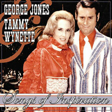 George Jones, Tammy Wynette Songs of Inspiration CD