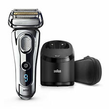 Braun Series 9 9295Cc Wet/Dry Rasierer - Chrom