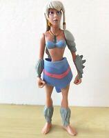 """Disney Atlantis The Lost Empire Atlantida Princess Kida Figure 6"""""""