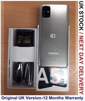 Samsung Galaxy A51 128GB Unlocked - Prism Haze Silver UK Version Grade B-