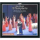 Nicolai: Il Templario, Beermann,Robert-Schumann-Philhar, Audio CD, New, FREE & F