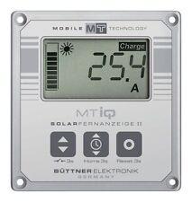 Büttner MT Solar Fernanzeige II für Solaranlage  Elektronik mit LED Display