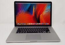 "Apple MacBook Pro 15"" Retina 2.7 - 3.7Ghz Quad-Core i7 ~ 16GB ~ 512 SSD"