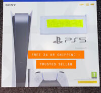 Sony PlayStation 5 PS5 Console - Disc Edition - Next Day - TRUSTED SELLER