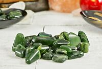 Bowenite Green Polished Tumbled Gemstone