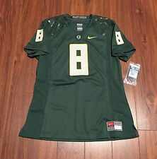 Oregon Ducks Nike Game Jersey Women's 2XL New With Tags Marcus Mariota