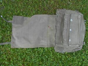Original frühe Bundeswehr Kampftasche groß