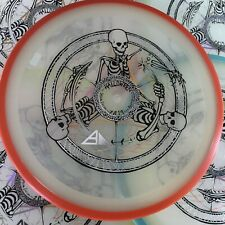AXIOM 2019 Halloween Eclipse Glow Crave Disc Golf Fairway Driver Pick Your Color
