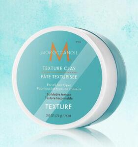 Moroccanoil Texture Clay 2.6 oz. 100% Authentic!
