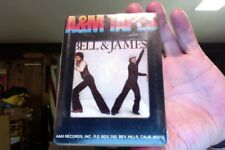 Bell & James- self titled- new/sealed 8 Track tape