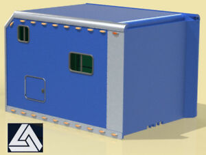 "1/32 3D Printed ARI 120""/132"" Sleepers, Show Truck, Peterbilt 379 389 w900"