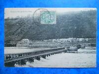 PORT-VILLEZ  :  Chutes du Barrage......VO.1903.