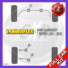 BMW E65/E66/E67 7 Series (2001 - 2008) Powerflex Complete Bush Kit