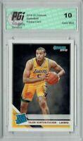 Talen Horton-Tucker 2019 Donruss Basketball #248 Gem Mint Rookie Card PGI 10