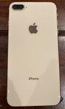 Apple iPhone 8 Plus - 64GB - Gold (Unlocked) A1864 (CDMA + GSM) (AU Stock)