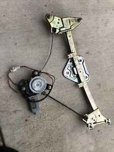 99-03 TOYOTA SOLARA LEFT DRIVER LH SIDE WINDOW W/ MOTOR TESTED REGULATOR PHOTOS!