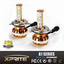 Xprite A1 Series Philips LED H7 Headlight Conversion Kit 60W 7800 Lumens